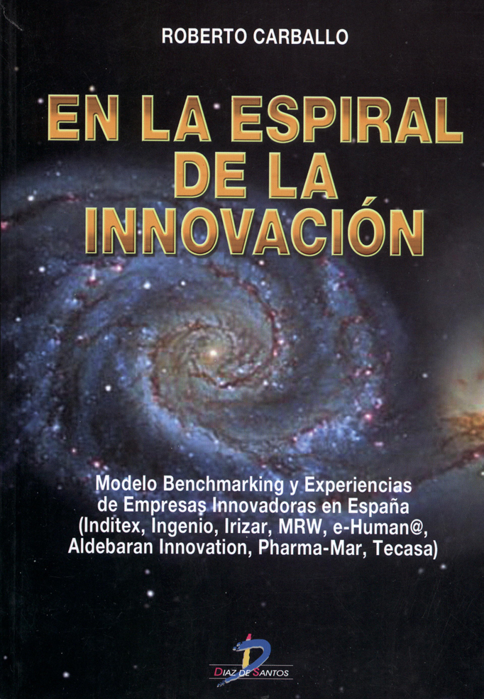 portada libro en la espiral de la innovación