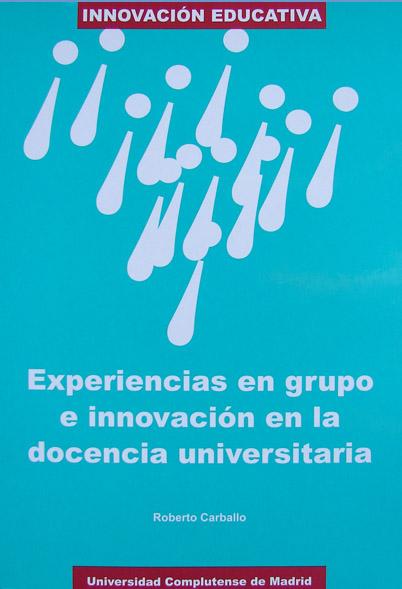 portada del libro Innovación Educativa